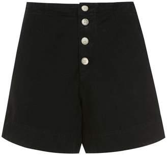 OSKLEN high waisted shorts