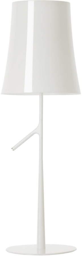 Birdie Piccola Tischleuchte mit Dimmer, Weiß