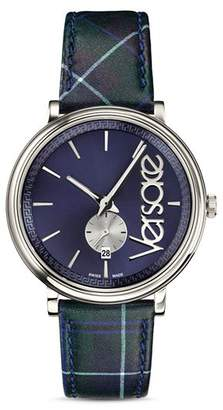 Versace V Circle - Clans Edition Watch, 42mm
