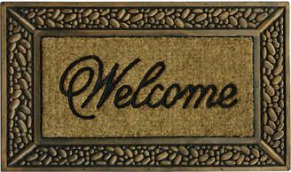 "Bacova Classic Welcome 18"" x 30"" Doormat Bedding"