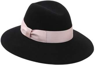 Borsalino Claudette Wide Brimmed Felt Hat