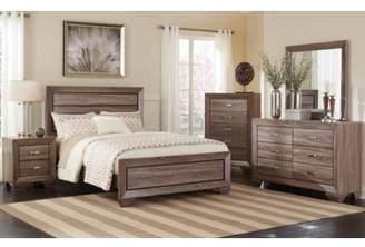 Gracie Oaks Larabee Panel Configurable Bedroom Set