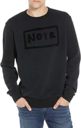 French Connection Black Sweatshirt