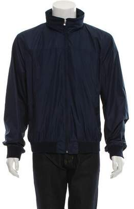 Robert Talbott Hooded Lightweight Jacket