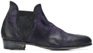 Lidfort cropped Chelsea boots