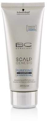 Schwarzkopf NEW BC Scalp Genesis Purifying Shampoo (For Normal to Oily Scalps)
