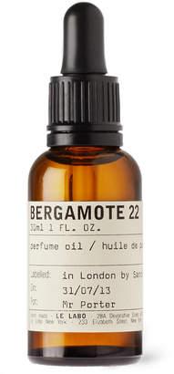 Le Labo (ルラボ) - Le Labo - Bergamote 22 Perfume Oil, 30ml