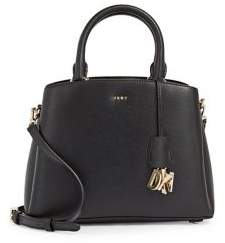 DKNY Paige Leather Satchel