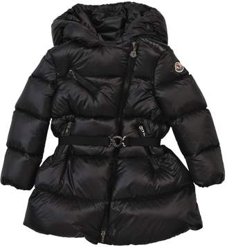 Moncler Gelinotte Nylon Down Coat