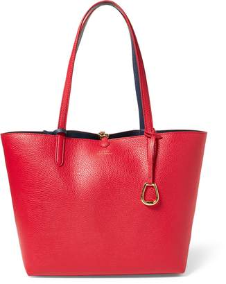 Lauren Ralph Lauren Ralph Lauren Reversible Faux-Leather Tote