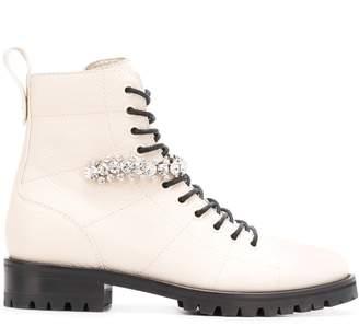 Jimmy Choo Cruz ankle boots