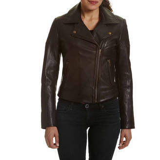 Excelled Leather Excelled Classic Leather Moto Jacket