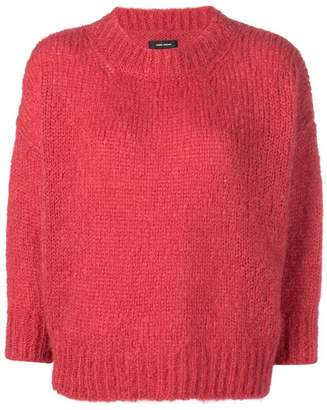 Isabel Marant long-sleeve fitted sweater