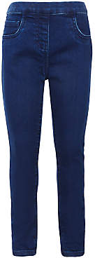 John Lewis & Partners Girls' Jeggings, Blue