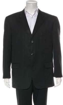 Jean Paul Gaultier Plaid Wool Sport Coat