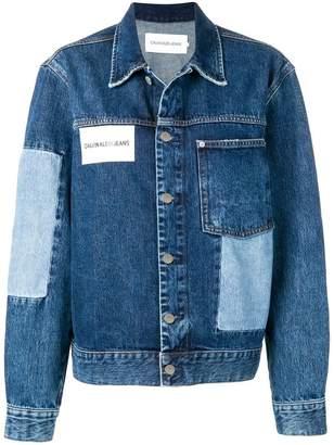 Calvin Klein Jeans Giacca trucker denim jacket