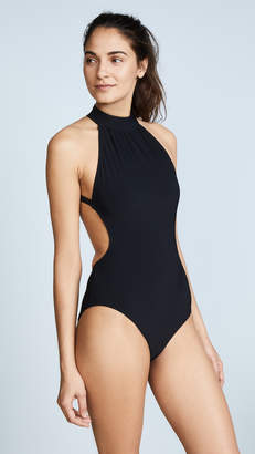 Michael Kors (マイケル コース) - Michael Kors Collection High Neck One Piece