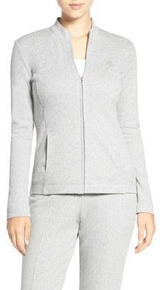 Lauren Ralph Lauren Cotton Jacket $64 thestylecure.com