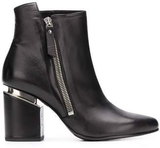 Vic Matié block heel ankle boots