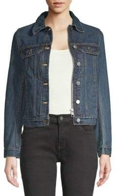 Zadig & Voltaire Cotton Denim Jacket