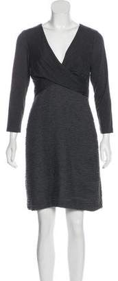 Nicole Miller Mini Sheath Dress