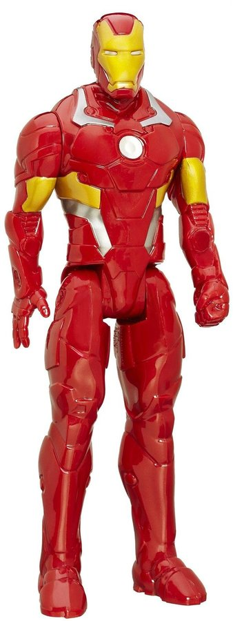 Avengers Titan Hero Figure Iron Man