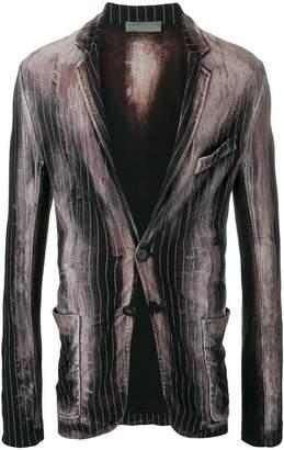 Di Liborio pinstripe lightweight blazer