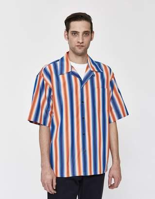 Marni Striped Poplin Shirt