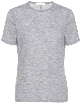The Row Sorel stretch cashmere T-shirt