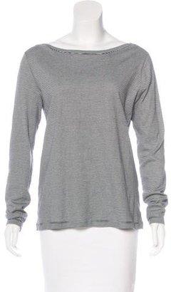 Petit Bateau Striped Knit Top $50 thestylecure.com