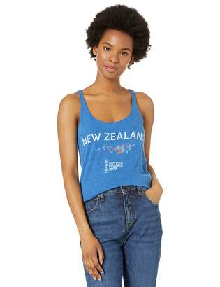 Fifth Sun Officially Licensed FIFA New Zealand Junior's Racerback Tank