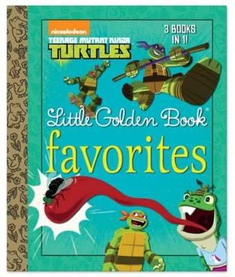"Penguin Random House ""Teenage Mutant Ninja Turtles Little Golden Book Favorites"" Book"