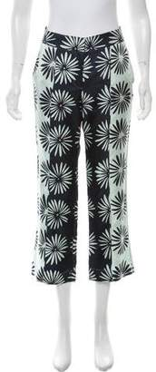 Issa High-Rise Printed Pants