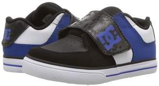 DC Kids Pure V II Boys Shoes