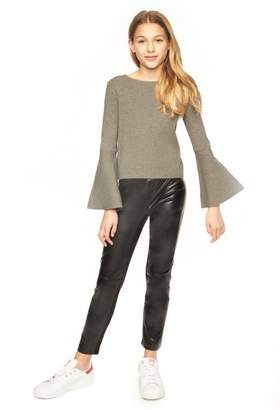 Milly Minis Bell Sleeve Top