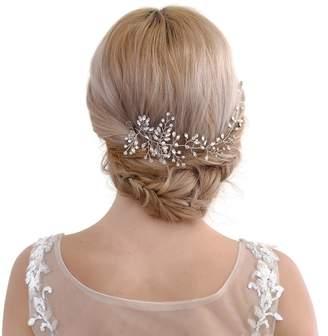 styling/ Azaleas Wedding Hairband Hair Pin Accessory Bridal Hair Vine Comb Headband