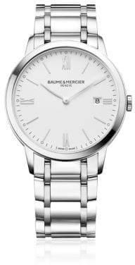 Baume & Mercier Classima 10354 Stainless Steel Bracelet Watch