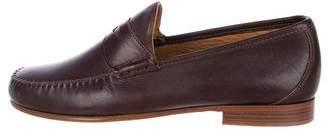 M.Gemi M. Gemi Leather Dress Loafers