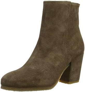 Pedro Miralles Women's's 24476 Ankle Boots Brown Chaira