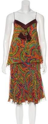 Diane von Furstenberg Enid Silk Skirt Set w/ Tags