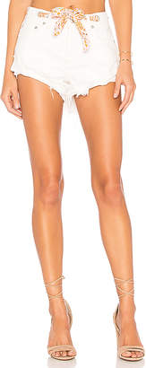 Free People Sashed & Relaxed Short.