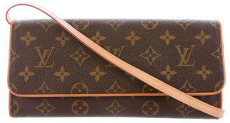 Louis VuittonLouis Vuitton Monogram Pochette Twin GM