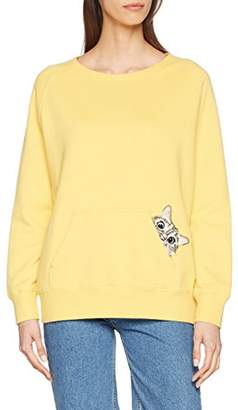 Paul & Joe Sister Women's 7cookie Sweatshirt,(Manufacturer Size: 2)