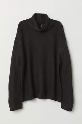 H&M Turtleneck Sweater - Black