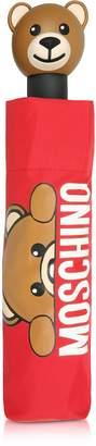 Moschino Hidden Teddy Bear Red Umbrella