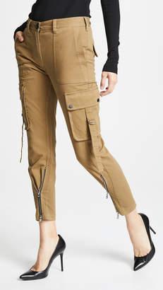 Robert Rodriguez Cargo Zip Pants