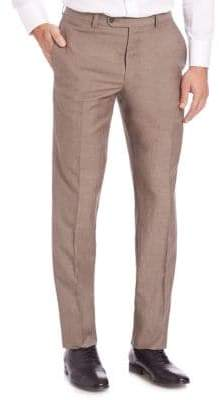 Saks Fifth Avenue COLLECTION Straight-Leg Pants