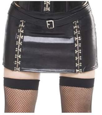 Coquette Darque Wetlook Skirt