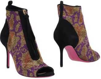 LUCIANO PADOVAN Ankle boots $465 thestylecure.com