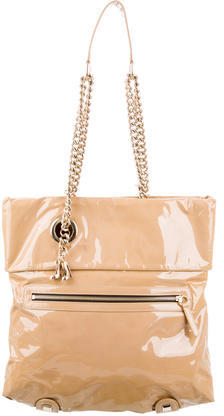 Christian Louboutin  Christian Louboutin Patent Leather Tote